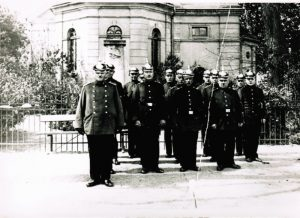 FF-Bohnsdorf im Jahr 1911