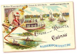 5. Wassersportfest in Grünau